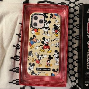 CASETiFY Mickey Cartoon Case 12 Pro/12